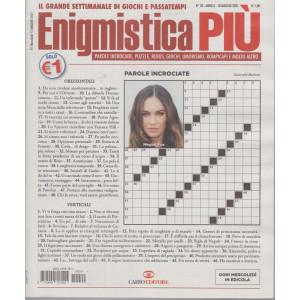 Enigmistica Piu' - n.20  - settimanale -18 maggio  2021