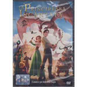 I Dvd Kids di Sorrisi - n.15 -La principessa incantata -  settimanale - novembre 2021