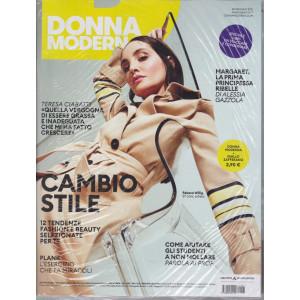 Donna Moderna  + Giallo zafferano - n. 7 - 28 gennaio 2021 - settimanale - 2 riviste
