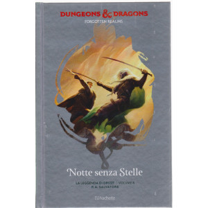 Dungeons & Dragons - n. 15 - Notte senza stelle - settimanale -28/4/2021 - copertina rigida