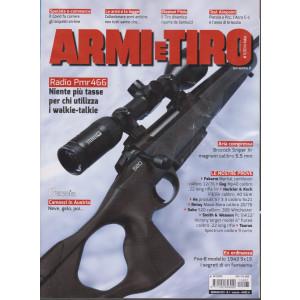 Armi e Tiro - n. 1- gennaio 2021 - mensile