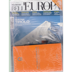 Bell'europa e dintorni - n. 334 - mensile -febbraio 2021 + il libro Les Collectionneurs - Restaurateurs, Hoteliers, Voyageurs - rivista + libro
