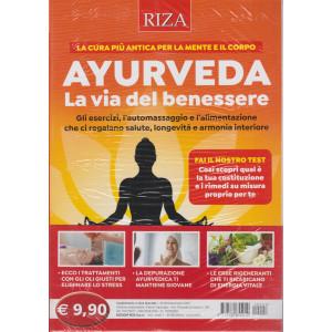 Riza Speciale - Ayurveda - La via del benessere - n. 22 -febbraio - marzo 2021