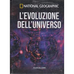 National Geographic   - L'evoluzione dell'universo -  n. 37  - settimanale- 25/6/2021 - copertina rigida