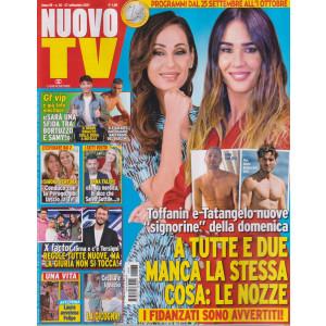 Nuovo Tv - n.38 -27 settembre 2021 - settimanale