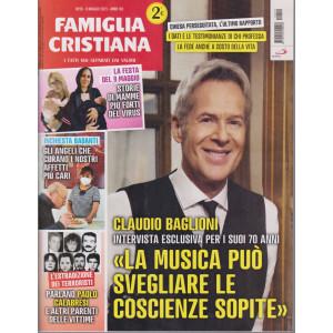 Famiglia Cristiana - n-19- settimanale -9 maggio   2021