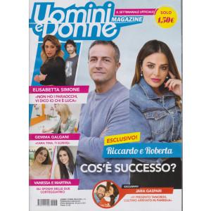 Uomini e Donne Magazine - n. 13 - settimanale -30 aprile  2021