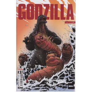 Godzilla - n. 6- Oblio 1/3 -  mensile - 18/3/2021