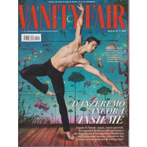 Vanity Fair  - n. 51 - settimanale - 23  dicembre 2020