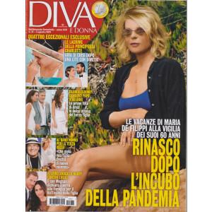 Diva e donna - n. 31 - 3 agosto 2021 - settimanale femminile