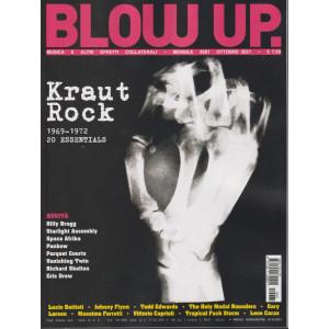 Blow Up   -   n. 281  -ottobre  2021 - mensile -