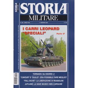 Storia Militare - n. 328 - I carri Leopard ''speciali'' -  1° gennaio 2021 - mensile