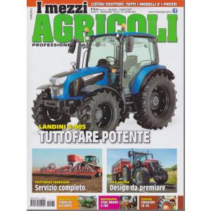 I mezzi agricoli - n. 62 - giugno - luglio  2021