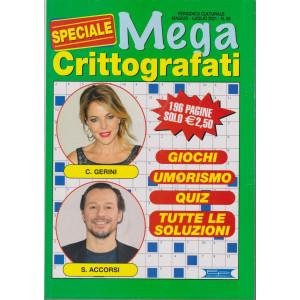 Speciale Mega Crittografati - n. 50 -maggio - luglio  2021 - 196 pagine