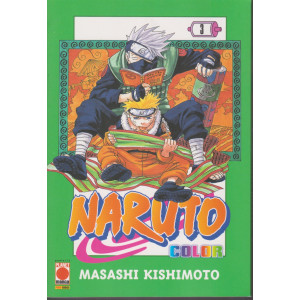 Naruto color - n. 3 - settimanale -