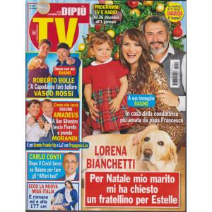 Dipiu' Tv - n. 52 - 28  dicembre 2020 - settimanale