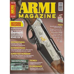 Armi magazine - n. 4 - aprile 2021 - mensile