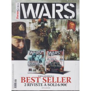 Focus Storia Wars -2 riviste  - dicembre 2020 - mensile