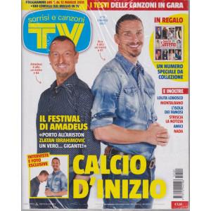 Sorrisi e canzoni tv - + Storie di Sanremo- n. 9 - 2 marzo 2021 - settimanale - 2 riviste