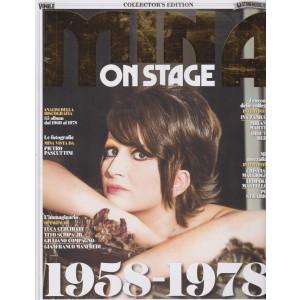 Gli speciali di Vinile - Mina on stage - n. 2 - bimestrale - giugno - luglio 2021