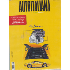 Autoitaliana - n. 1 - trimestrale - 8/10/2019