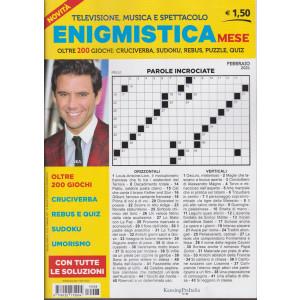 Enigmistica mese - n. 28 - febbraio 2021 - mensile
