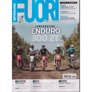 Motociclismo Fuoristrada - n. 11 -novembre 2021 -