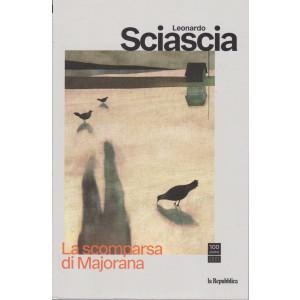 Leonardo Sciascia -La scomparsa di Majorana - settimanale - n. 4 - 109 pagine