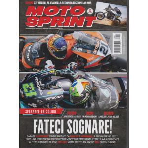 Motosprint - n. 52- settimanale -29 dicembre 2020 - 4 gennaio 2021