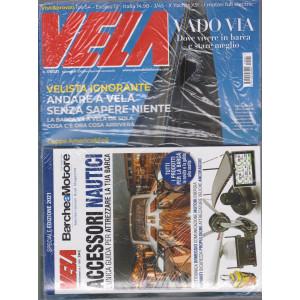 Il giornale della vela - n. 1- + Accessori nautici - febbraio 2021 - 2 riviste