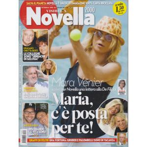 Novella 2000 - n. 32 - settimanale - 28 luglio  2021