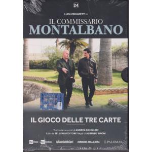 Luca Zingaretti in Il commissario Montalbano - Il gioco delle tre carte - n. 24 -   - settimanale