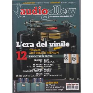 Audiogallery - n. 427- 26 gennaio - febbraio 2021