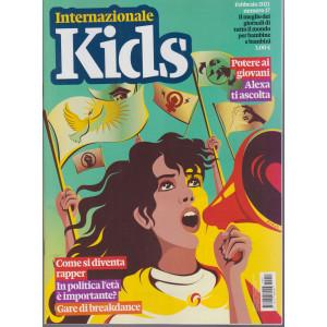 Internazionale Kids - n. 17 - mensile - febbraio 2021