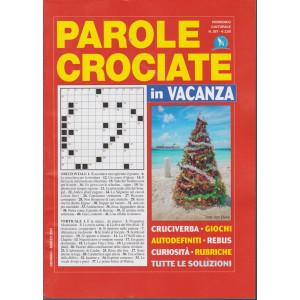 Parole Crociate in vacanza - n. 287 -gennaio - marzo 2021