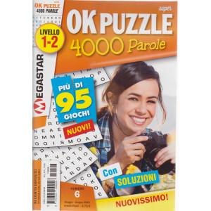 Ok Puzzle 4000 - n. 6 - livello 1-2 - maggio - giugno 2021 2021 - bimestrale