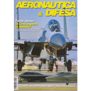 Aeronautica & Difesa - n. 415 -maggio  2021 - mensile