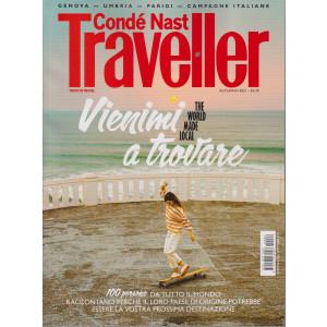 Conde Nast Traveller -   n.89 - trimestrale - autunno 2021