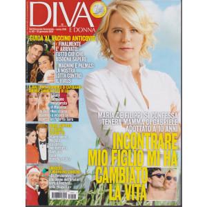 Diva e donna - n. 2 - settimanale femminile -12 gennaio 2021