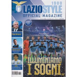 Lazio Style 1900 - Official magazine - n. 121 - mensile - dicembre 2020