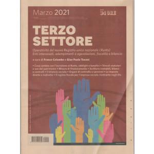 Zoom Manovra - Terzo settore -  - marzo 2021 - mensile - n. 2 -