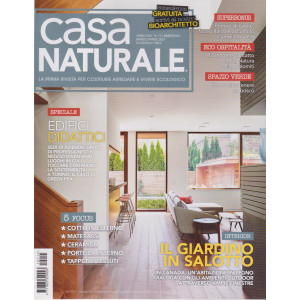 Casa naturale - n. 111 - bimestrale - marzo - aprile 2021