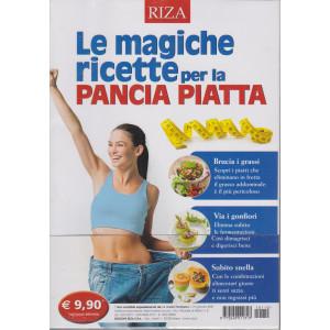 Le ricette Perdipeso - Le magiche ricette per la pancia piatta - n. 110 - gennaio 2021