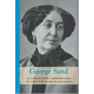Grandi donne - n. 26 -George Sand-  settimanale -12/3/2021 - copertina rigida