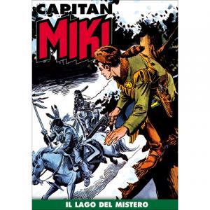 Capitan Miki - Il lago del mistero - n. 15 - settimanale -