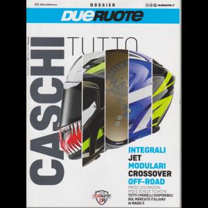Supplemento al n. 157 di  Dueruote - maggio 2018 - Dossier Dueruote - tutto caschi n. 163