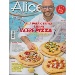 ALICE CUCINA. N. 6. GIUGNO 2016.