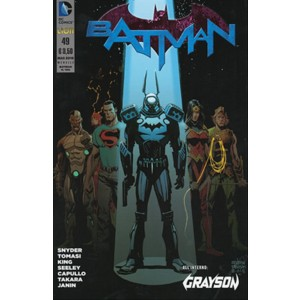Batman 49 (106) - DC Comics Lion
