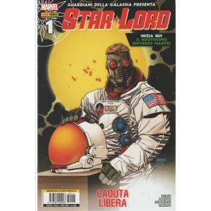 GUARDIANI DELLA GALASSIA PRESENTA # 16 - STAR-LORD 1 - Marvel italia