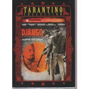 DJANGO. SCRITTO E DIRETTO DA QUENTIN TARANTINO.   2 VINCITORE PREMI OSCR 2012.